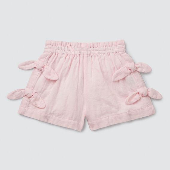 Bow Shorts  ICE PINK  hi-res