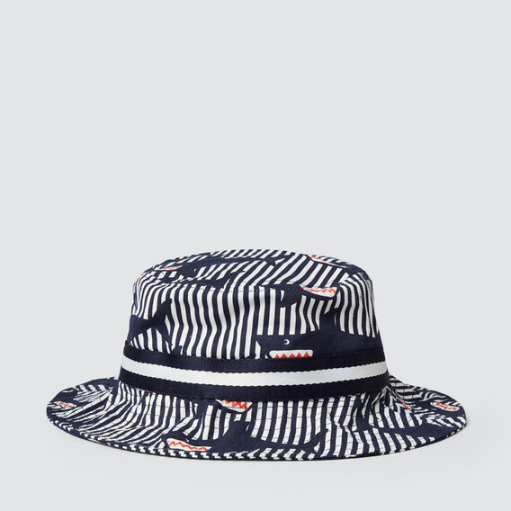 Shark Sun Hat  MIDNIGHT BLUE  hi-res