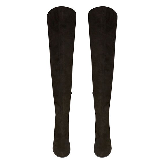 Ally Over The Knee Boot  BLACK  hi-res