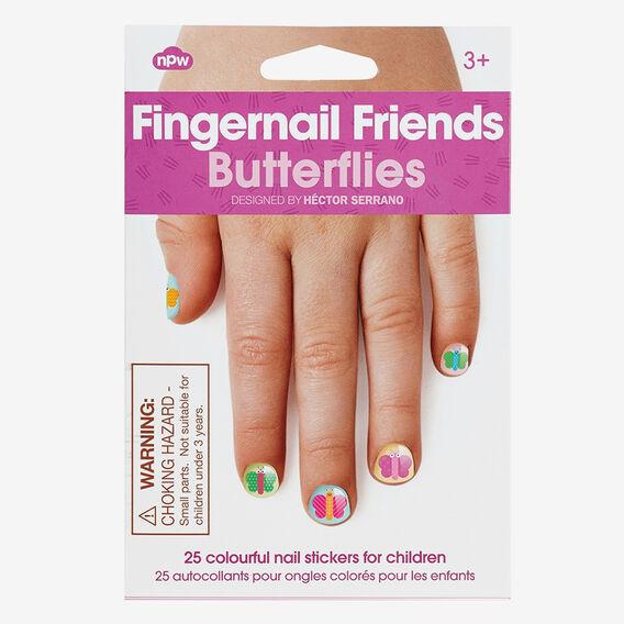Butterfly Fingernails  MULTI  hi-res