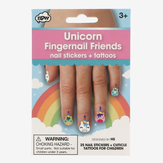 Unicorn Fingernail Friends  MULTI  hi-res