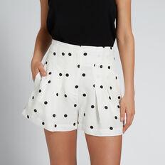 Spotty Short  BLACK SPOT  hi-res