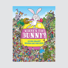 Where Is The Bunny Book  MULTI  hi-res