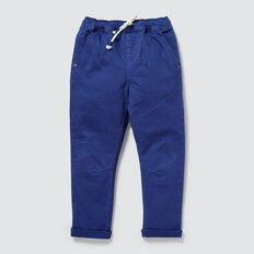 Denim Chino  DEEP COBALT  hi-res