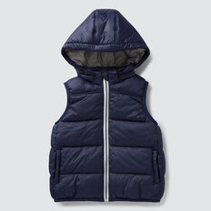 Puffa Vest  MIDNIGHT BLUE  hi-res