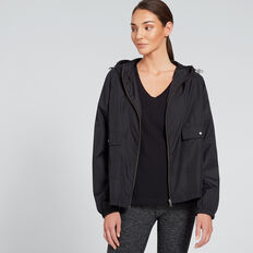 Spray Jacket  BLACK  hi-res