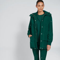 Long Line Jacket  IVY  hi-res