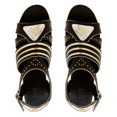 Gladiator Sandal  BLACK  hi-res