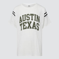 Texas Tee  VINTAGE WHITE  hi-res