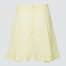 Floral Skirt  LIMONATA  hi-res