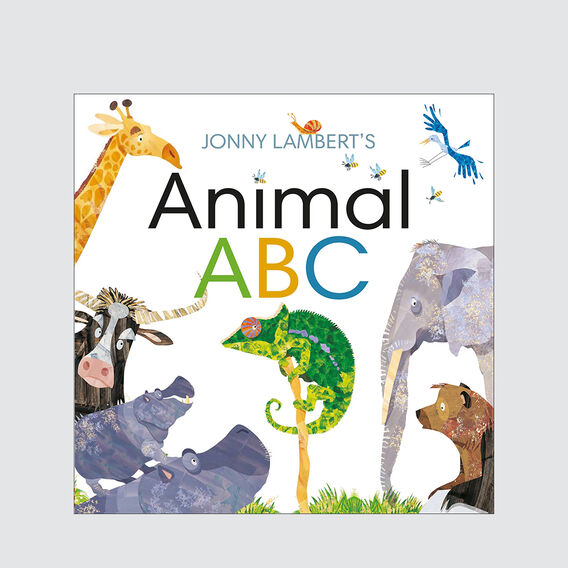 Animal ABC Book  MULTI  hi-res