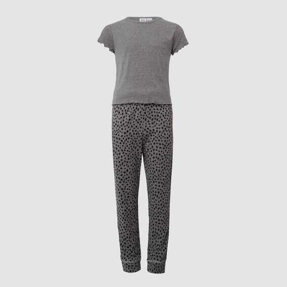 Ocelot Pyjama Set  GRANIT MARLE  hi-res