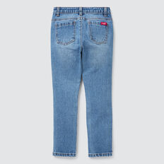 Side Stripe Jean  VINTAGE BLUE WASH  hi-res