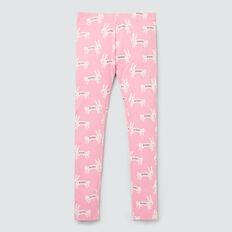 Bunny Yardage Legging  PINK BLUSH  hi-res