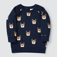 Flock Puppy Sweater  MIDNIGHT BLUE  hi-res