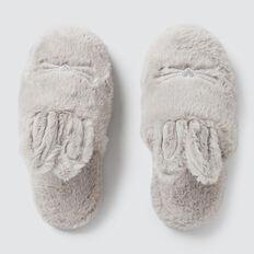 Bunny Slippers  GREY  hi-res