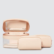 Cosmetic Case Pack  NUDE  hi-res