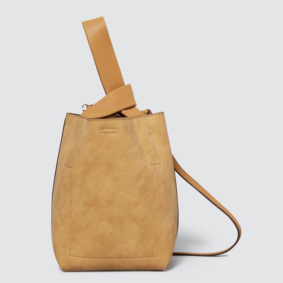 Relaxed Bucket Bag  CAMEL  hi-res