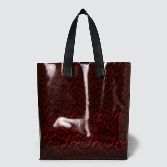 Transparent Tote  OCELOT  hi-res