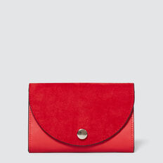 Maisy Purse  RED  hi-res