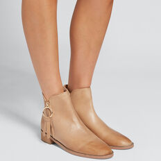 Tilly Flat Boot  HONEY  hi-res