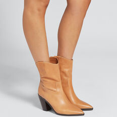 Quin Cowboy Boot  HONEY  hi-res