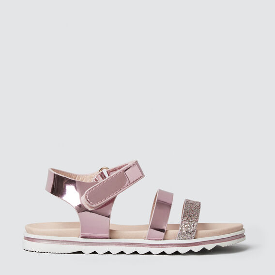 Toddler Party Sandal  PINK  hi-res