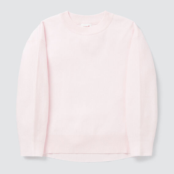 Bell Sleeve Sweater  ICE PINK  hi-res