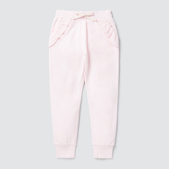 Spliced Track Pant  ICE PINK  hi-res