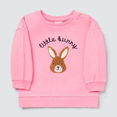 Little Bunny Windcheater  PINK BLUSH  hi-res