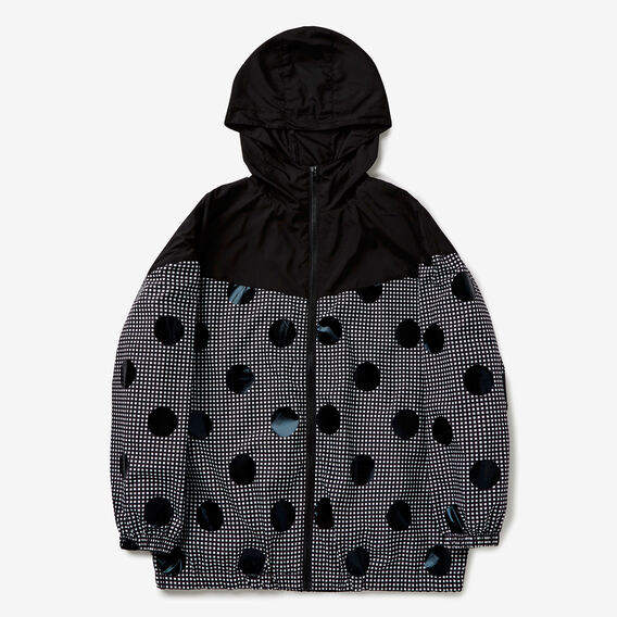 Spot Spray Jacket  BLACK  hi-res