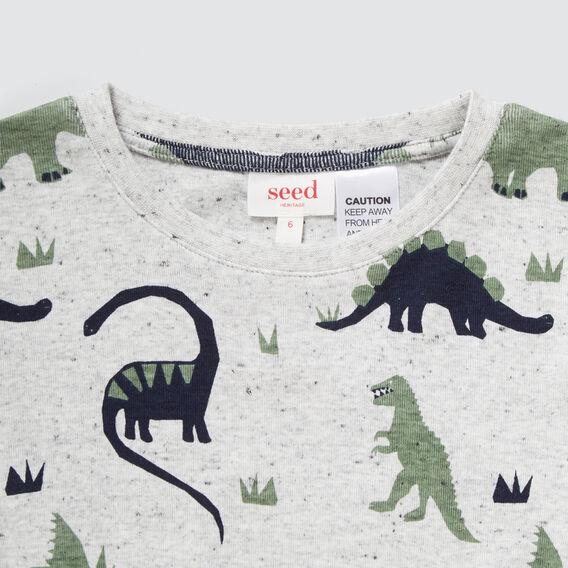 Dino Pyjamas  CLOUDY MARLE  hi-res