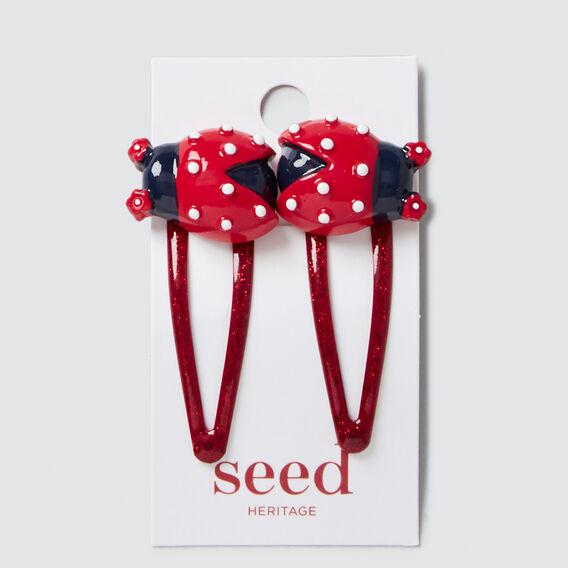 Ladybug Snaps  APPLE RED  hi-res