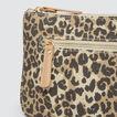 Ocelot Zip Cosmetic Puch  OCELOT  hi-res