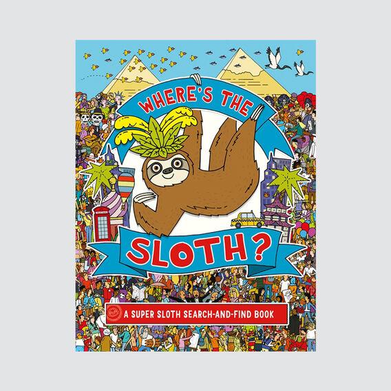 Where's The Sloth Book  MULTI  hi-res