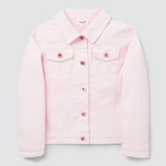 Cord Jacket  ICE PINK  hi-res