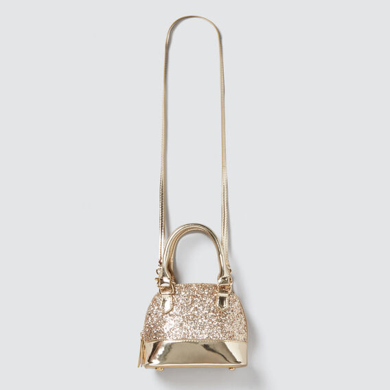 Glitter Handbag  GOLD  hi-res