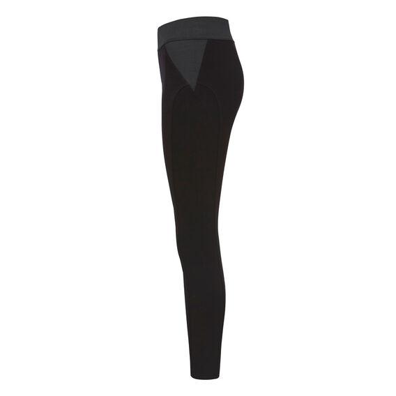 Splice Ponte Legging  BLACK  hi-res