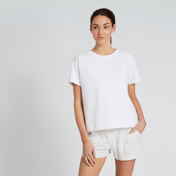 Dolman Tee  SNOW WHITE  hi-res