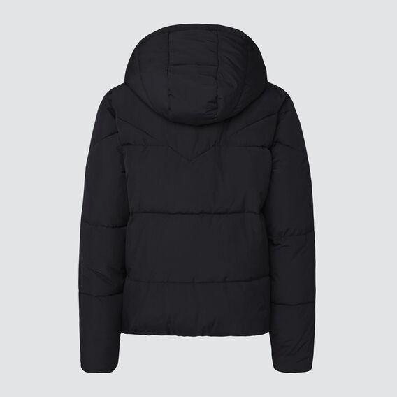 Puffa Jacket  BLACK  hi-res