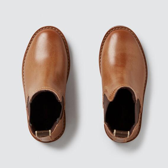 Double Gusset Boot  TAN  hi-res