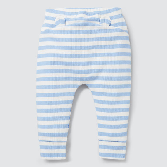 Rib Legging  DUSK BLUE  hi-res