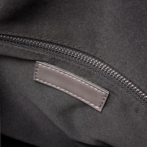 Fold Over Back Pack  GREY  hi-res