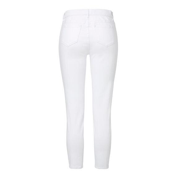 Skinny Jean  WHITE  hi-res