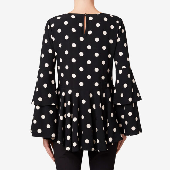 Spotty Blouse  SPOT  hi-res