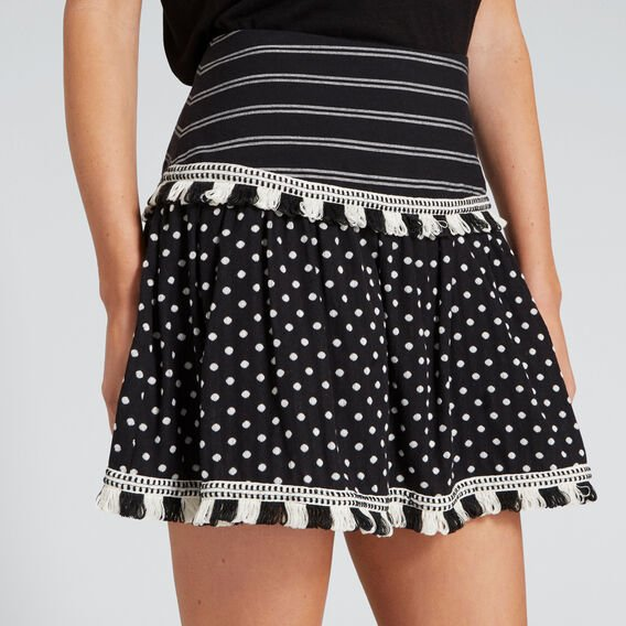 Ruffle Skirt  MULTI  hi-res