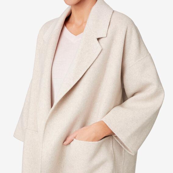 Oversized Coat  OAT MARLE  hi-res