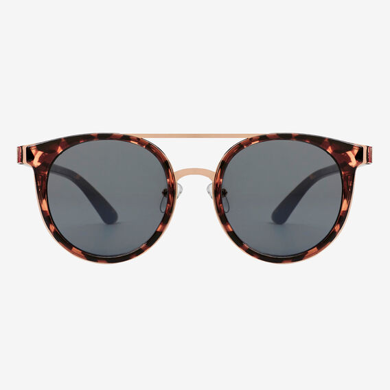 Hayley Round Sunglasses  TORT  hi-res