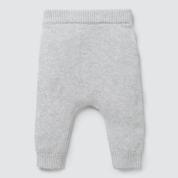 Novelty Knit Pant  BIRCH MARLE  hi-res