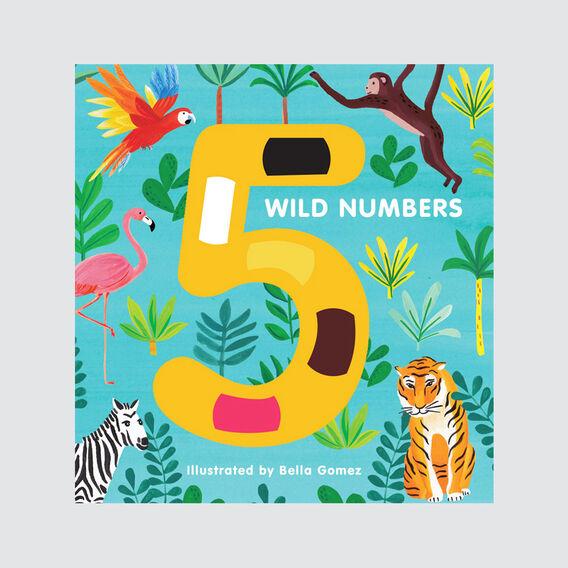 Wild Numbers Book  MULTI  hi-res